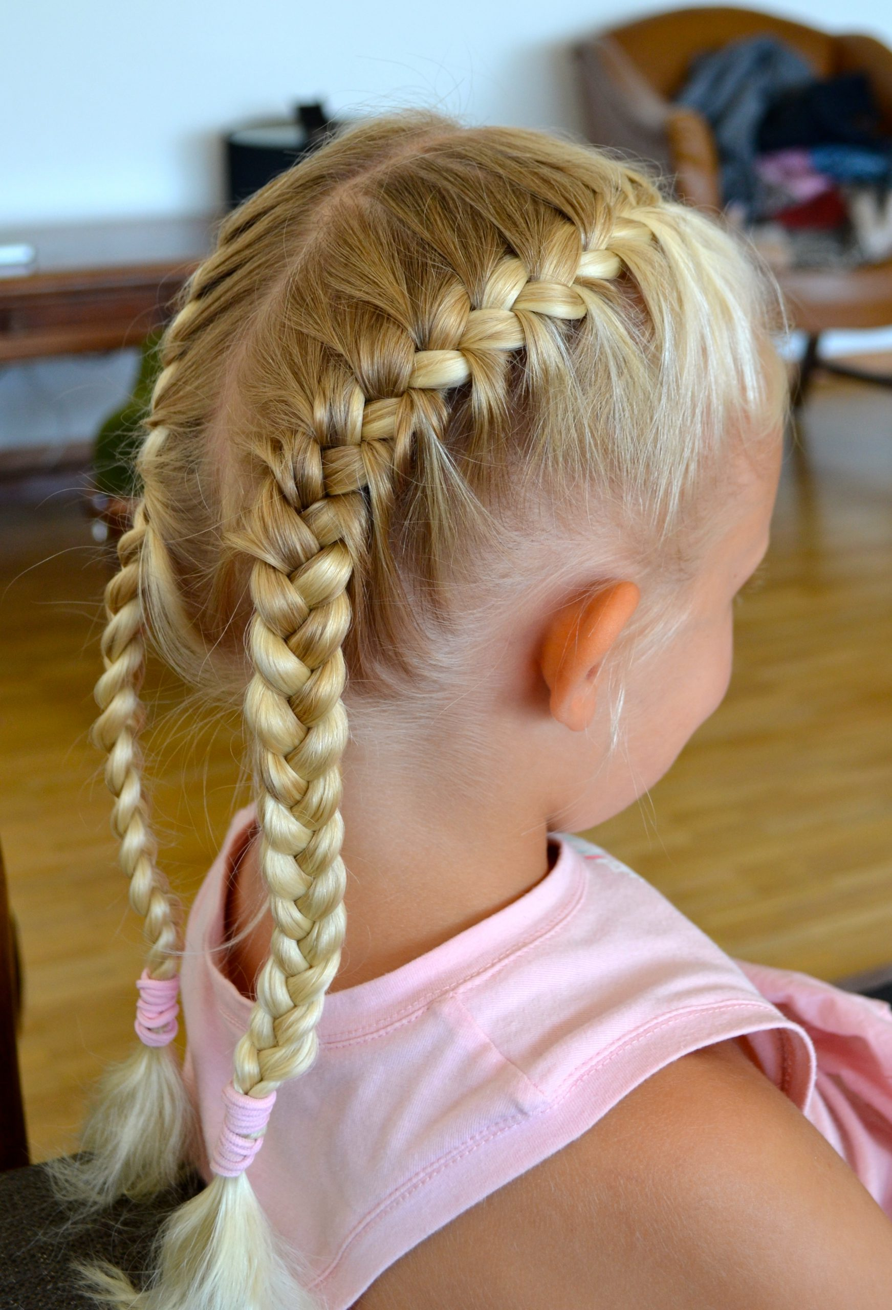 How To French Braid For Beginners